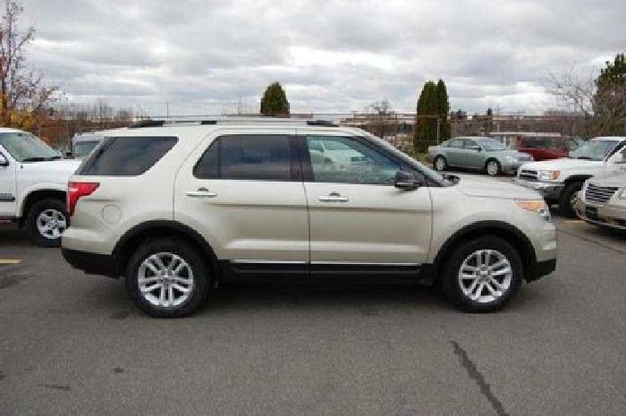$27,603 2011 Ford Explorer XLT