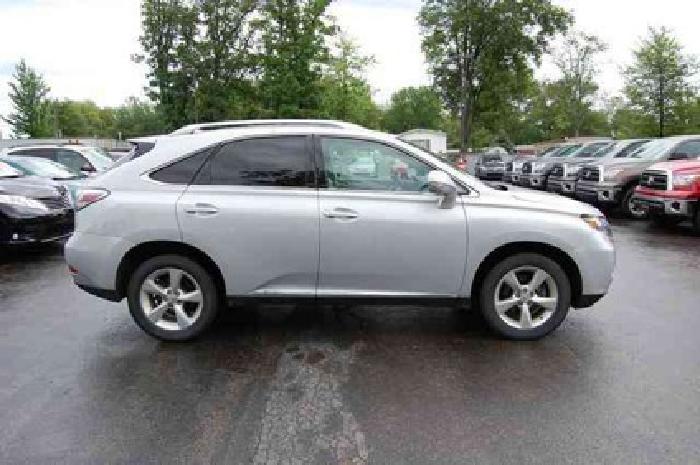 $27,903 2010 Lexus RX 350 350