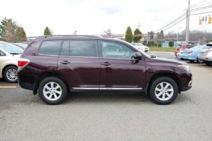 $27,903 2012 Toyota Highlander