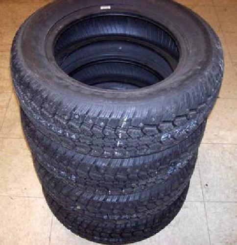 280 4 brand new 1856514 mastercraft glacier gripii studded snow tires for sale in walpole new. Black Bedroom Furniture Sets. Home Design Ideas