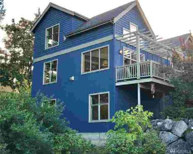 2823 24th Ave S Seattle Two BR, An impressive townhome tucked