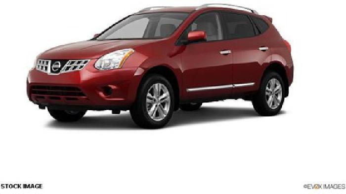 $28,525 2012 Nissan Rogue