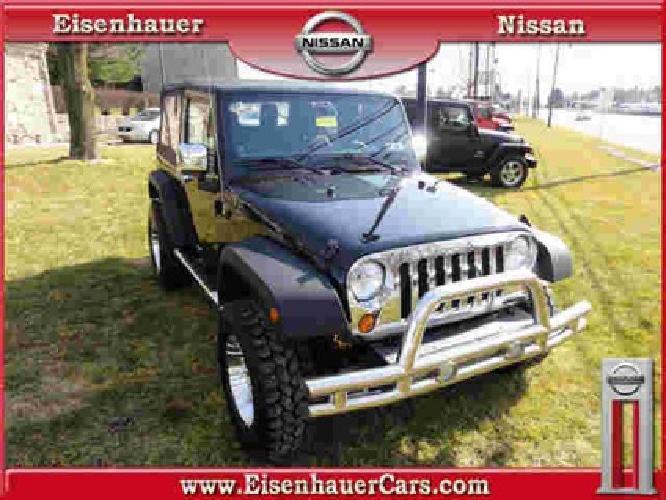 $28,749 2011 Jeep Wrangler SPORT