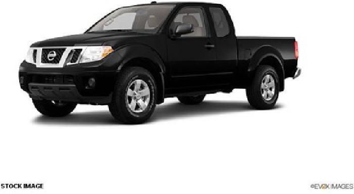 $28,775 2012 Nissan Frontier SV
