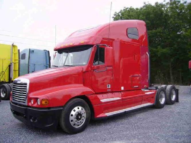 $28,900 2007 FREIGHTLINER CENTURY Tandem Axle Sleeper