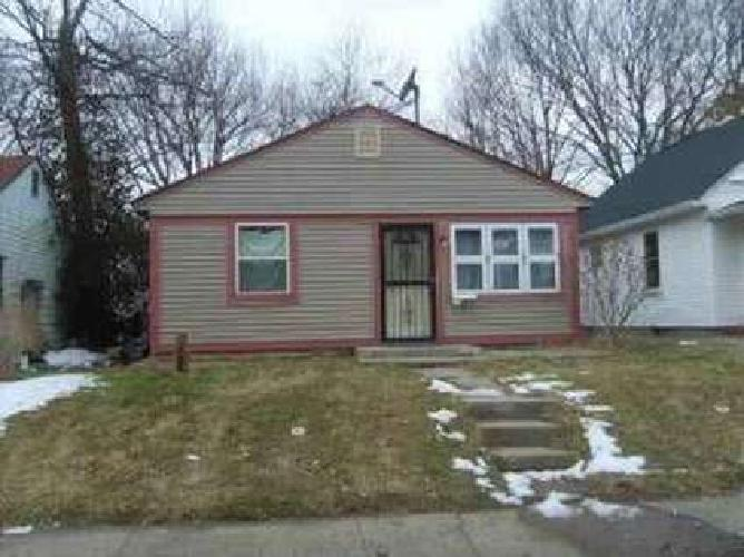 2902 Stuart Street Indianapolis Three BR, home has paying tenant