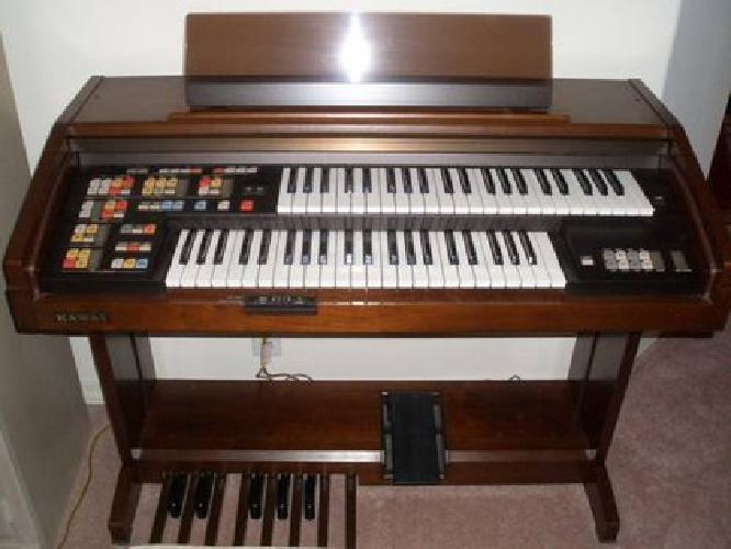 299 299 Immaculate Kawai Sr2 Electric Organ With