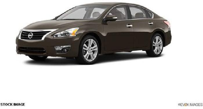 $29,250 2013 Nissan Altima 2.5 SL