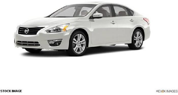 $29,275 2013 Nissan Altima 2.5 SL