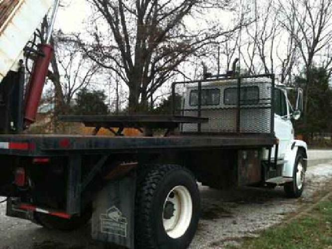 $29,500 Freightliner Shingle Boom Truck for sale in Defiance