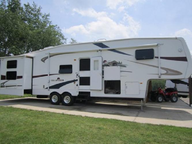$29,500 OBO 2007 Cedar Creek Fifth Wheel