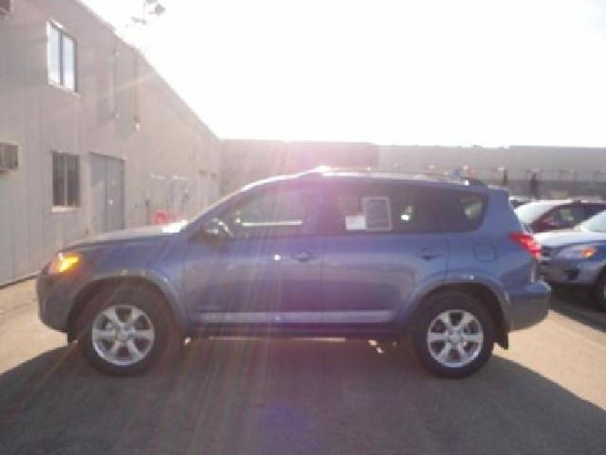 $29,539 2012 Toyota RAV4 Limited