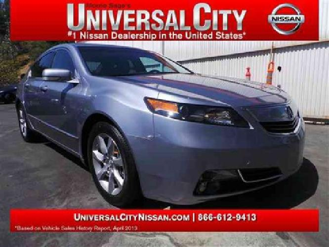 2005 Acura  Sale on 29 599 2012 Acura Tl Auto For Sale In Los Angeles  California