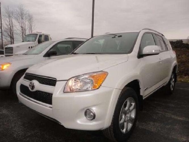 $29,759 2012 Toyota RAV4 Limited
