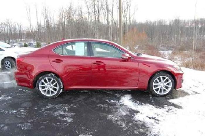 $29,803 2011 Lexus IS 350 350