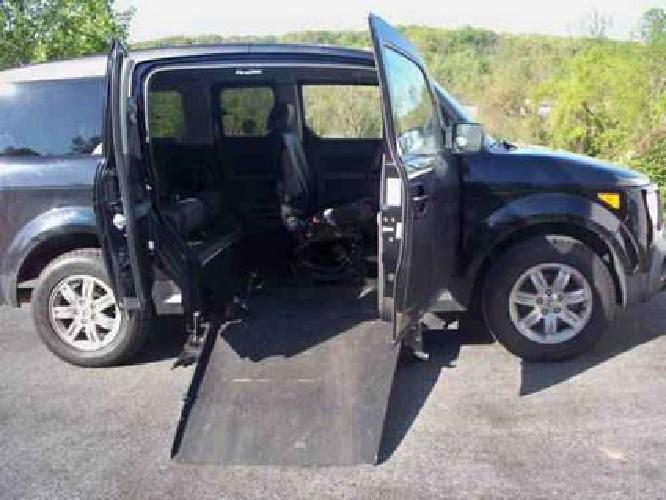 29 900 2006 honda element wheelchair accessible for Handicap accessible mobile homes for sale