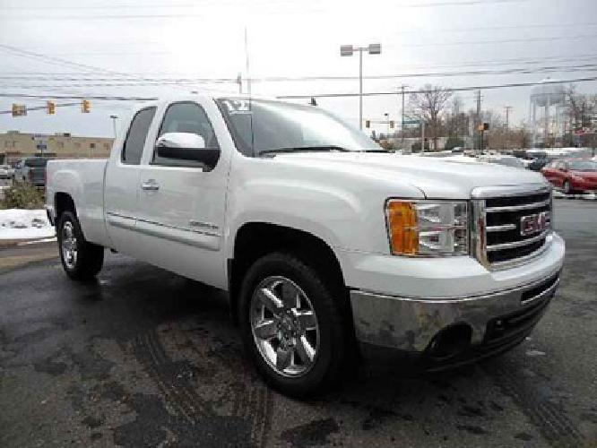 $29,990 2012 GMC Sierra 1500 SLE