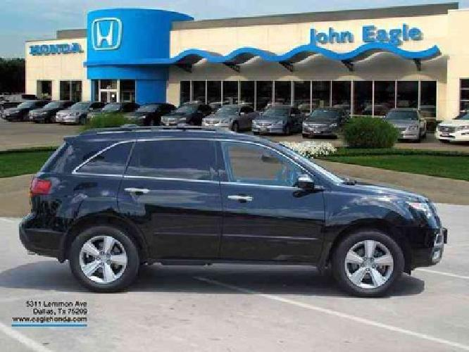 Acura   Sale on 29 991 2010 Acura Mdx Base For Sale In Dallas  Texas Classified
