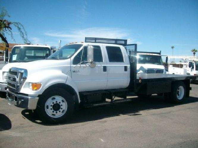 crew cab 14 ft flatbed in mesa arizona for sale 1975 ford f650 crew
