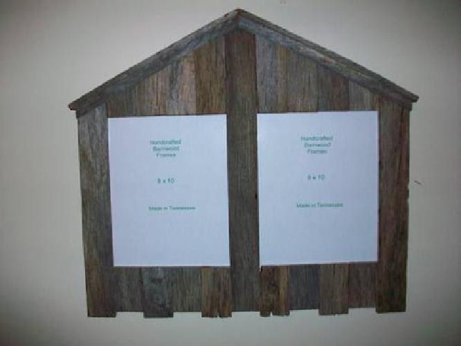 $29 Barn Wood Photo Barn Frame