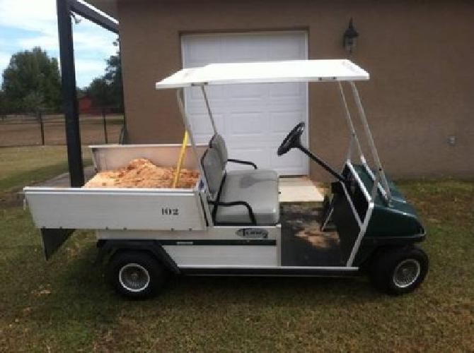 2 000 2000 club car carryall gas utility golf cart for. Black Bedroom Furniture Sets. Home Design Ideas
