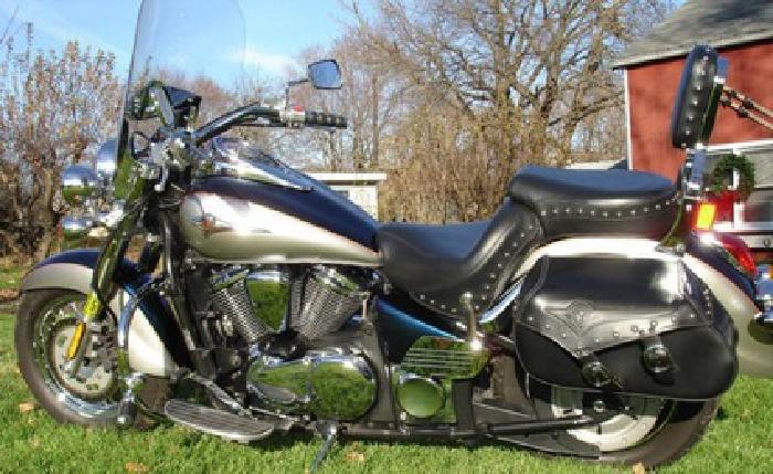 $2,000 2006 Kawasaki Vulcan