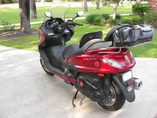 $2,000 2006 Yamaha Majesty - 400cc - 13K miles
