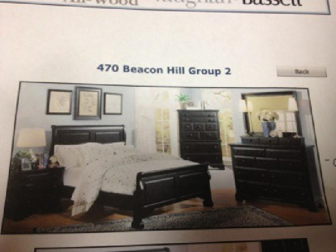 2 000 black bedroom suite for sale in oklahoma city for Black bedroom suite