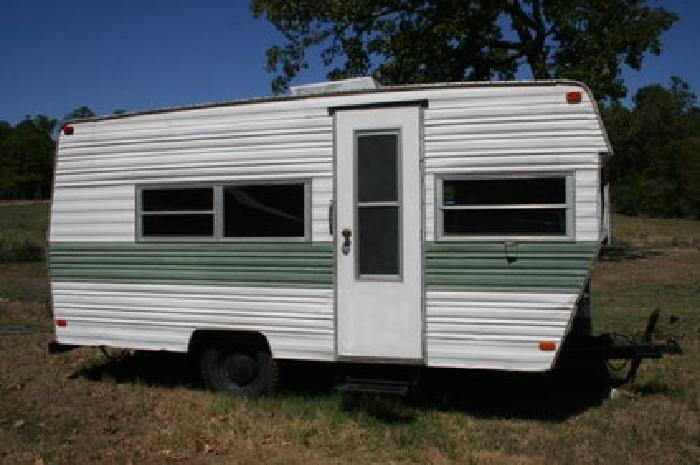 Creative Camper Sleeps Up To 10 People And Is In Excellent Condition Only Used A Handful Of Times! Has Small Outdoor Kitchen With Burner, Sink, And Fridge It Has One Large Slide Out And Lots Of Storage