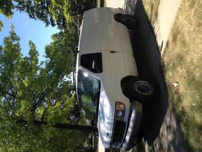 $2,000 E350 Cargo Van