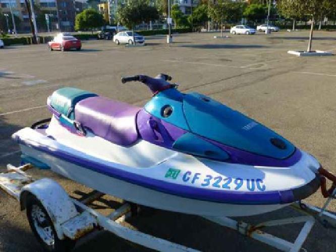 2 000 jetski yamaha 1995 wave venture downtown for sale for Yamaha wave venture cover