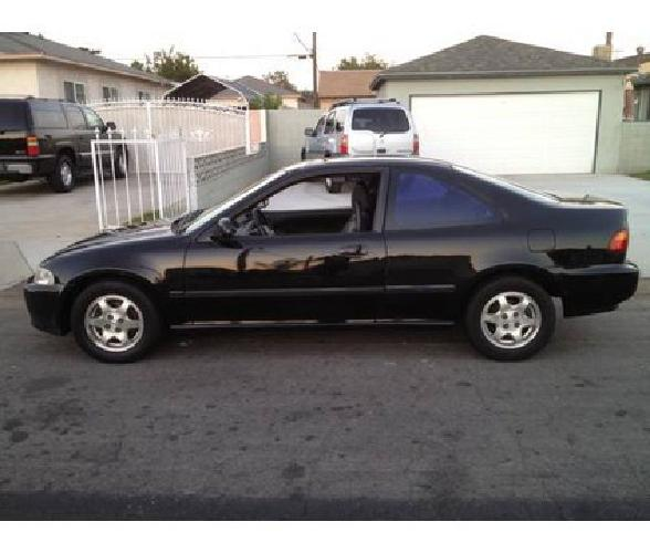 2 000 obo 1995 honda civic black for sale in fort for 1993 honda civic ej1 for sale