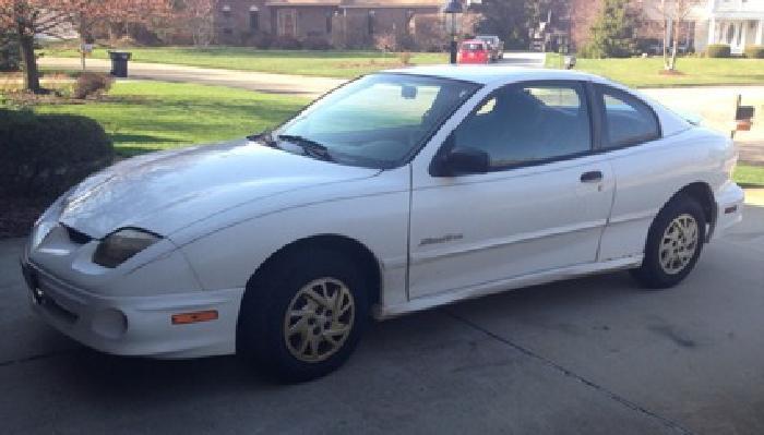 $2,000 OBO 2000 Pontiac Sunfire