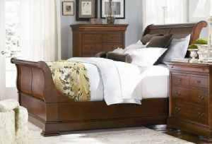 2 000 Thomasville King Street Sleigh Bed Price Reduced For Sale In Tulsa Oklahoma Classified