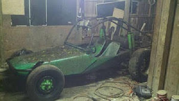 $2,000 Vw rail dune buggy (Delaware)