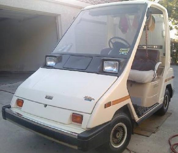 2000 yamaha sun classic 285cc gas golf cart for sale in