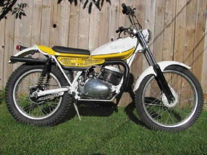 $2,000 Yamaha TY 250 1974- A Classic!