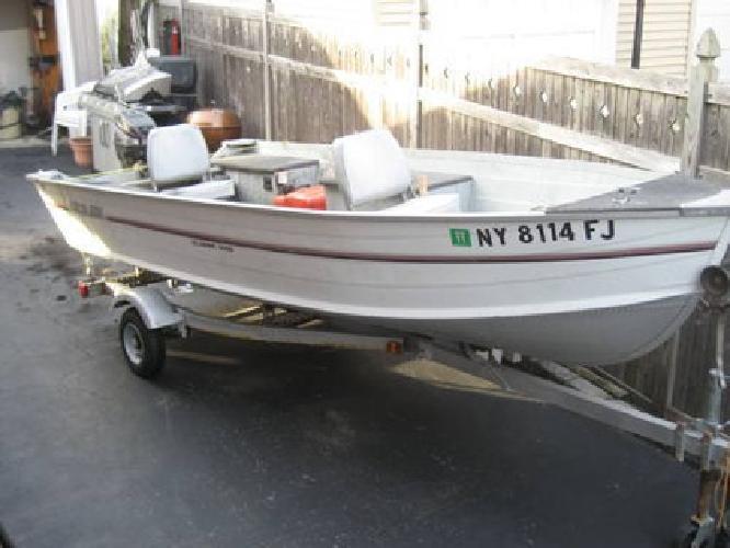 14 Aluminum V Bottom Boats for sale -