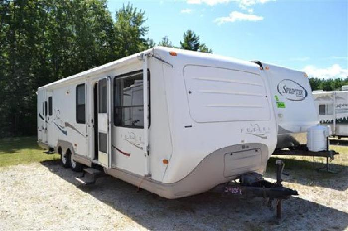 $2,200 2000 Coachmen Futura Travel Trailer Used