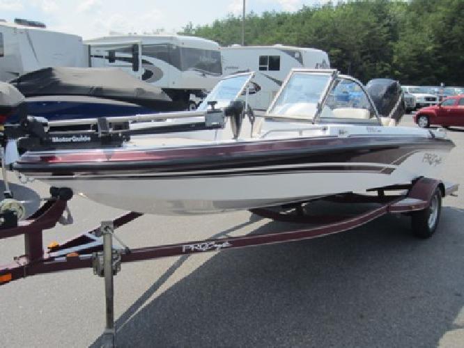 2 200 2006 procraft 170 combo fish ski boat for sale in for Procraft fish and ski