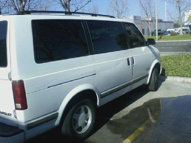 Chevy Astro Van For Sale By Owner Autos Post
