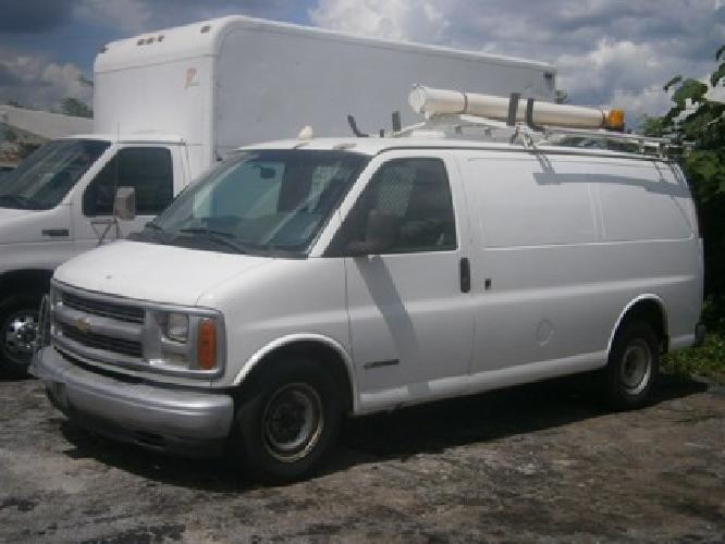 2000 Chevy Cargo Van For Sale Autos Post