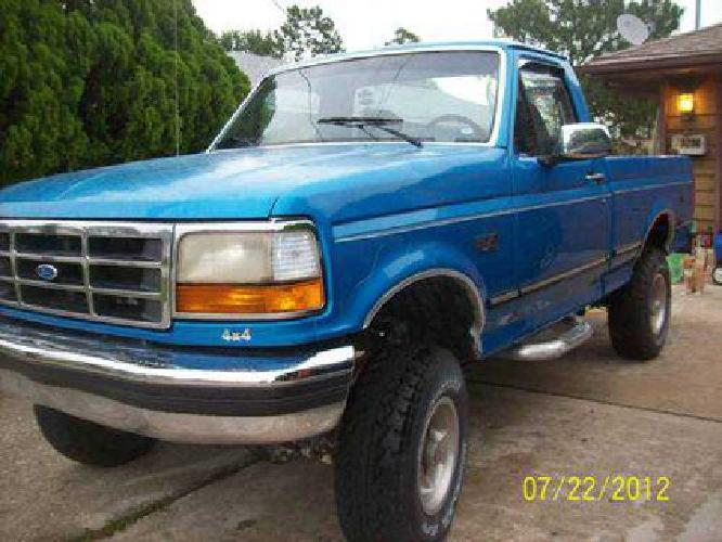 2 250 1995 Ford 150 4x4 For Sale In Spring Hill Florida