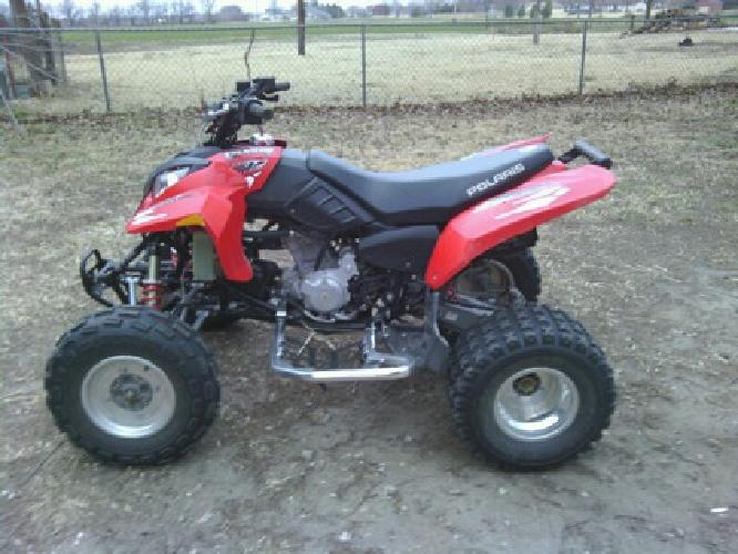 2 300 2006 polaris predator 500 four wheeler for sale in winfield kansas classified. Black Bedroom Furniture Sets. Home Design Ideas