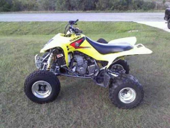 2 300 2006 Suzuki Ltz 400 For Sale In Fort Myers Florida