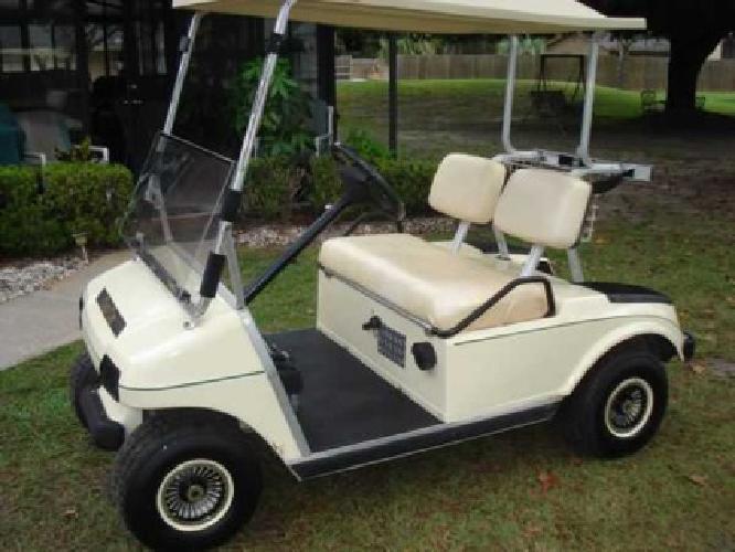 2 300 Club Car Golf Cart Gas West Jax For Sale In Jacksonville