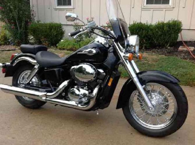 2 300 honda shadow ace 2001 for sale in kansas city for Honda motorcycle dealership kansas city