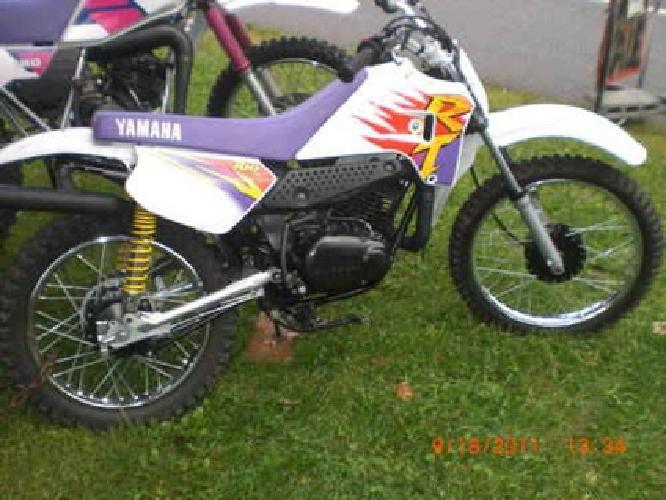 Yamaha 100 Dirt Bike  greeetcouk