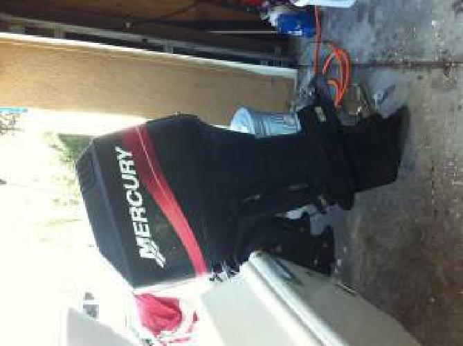 2 400 2001 90hp mercury 2 stroke outboard motor engine for Mercury outboard motors for sale in florida