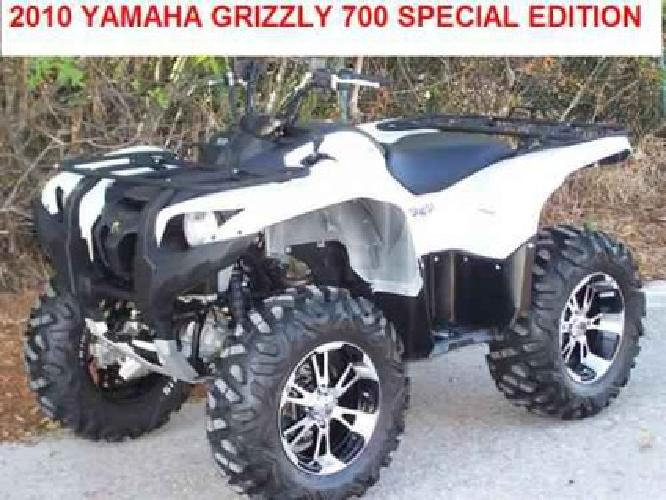 4002010 Yamaha Grizzly 700 Special Edition - Free Ship All US in